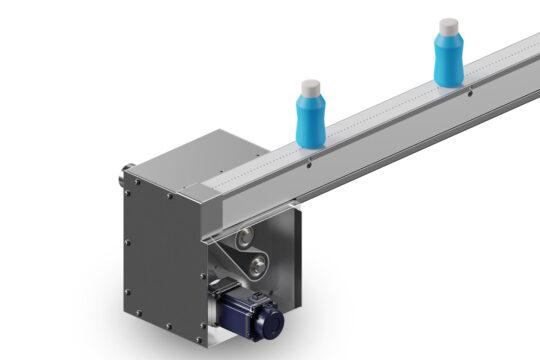 Vacuum / Nastri trasportatori aspirati